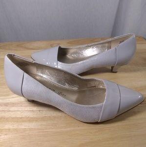 Anne Klein iflex kitten heels